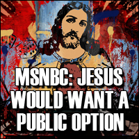 Jesus painting.