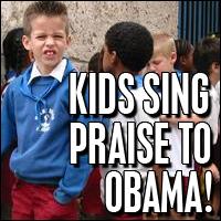 Sing it kids!