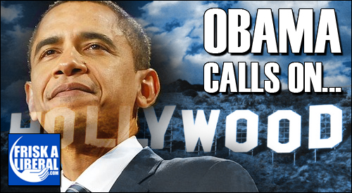 Obama-Calls-On-Hollywood