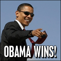 Obama wins the Nobel Prize!