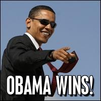 Obama wins the Nobel Prize!