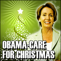 Pelosi-Obama-Care-Christmas