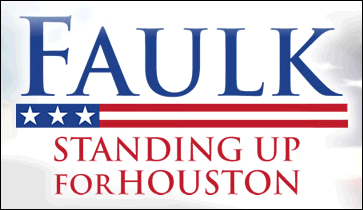 John Faulk for Congress!